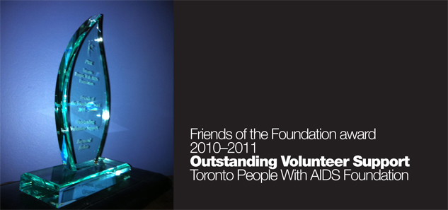 Friends of the Foundation Award 2010-2011