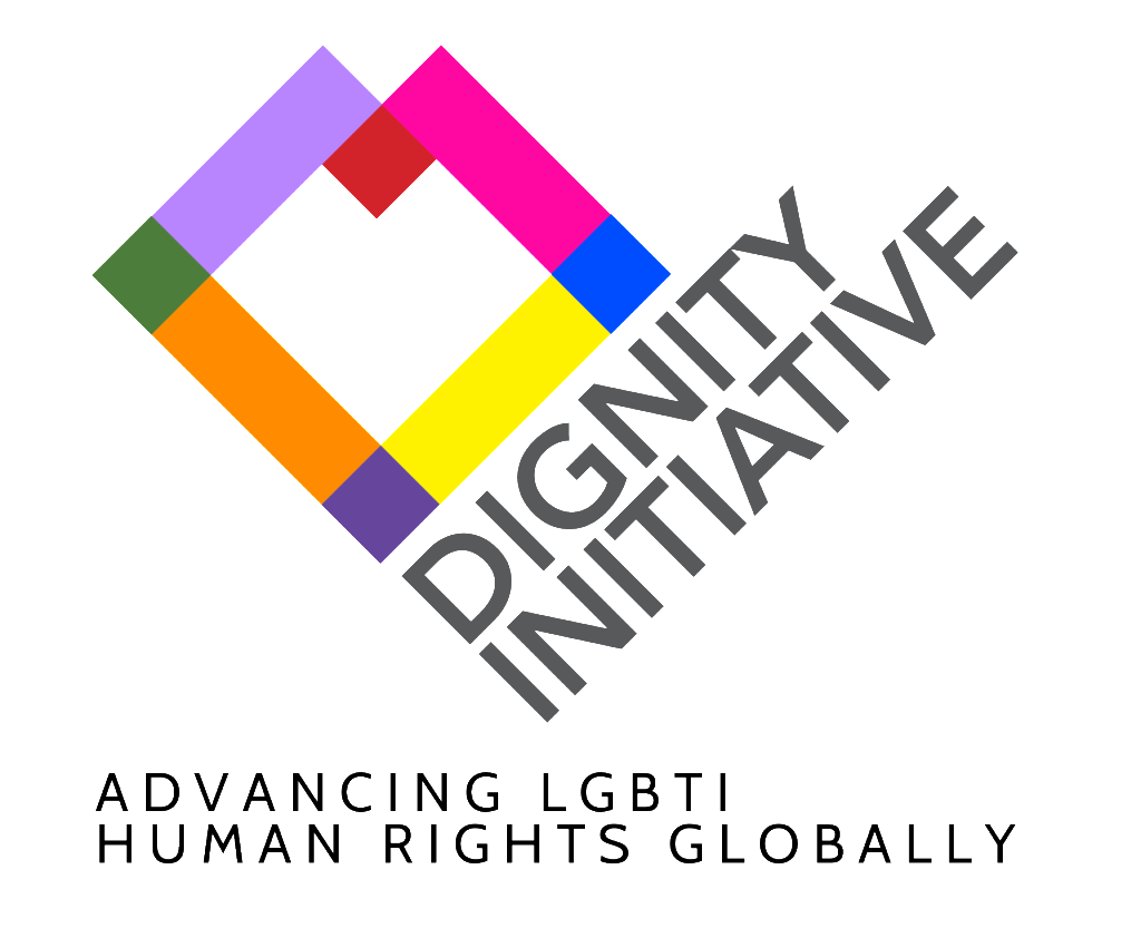 The Dignity Initiative Wordmark